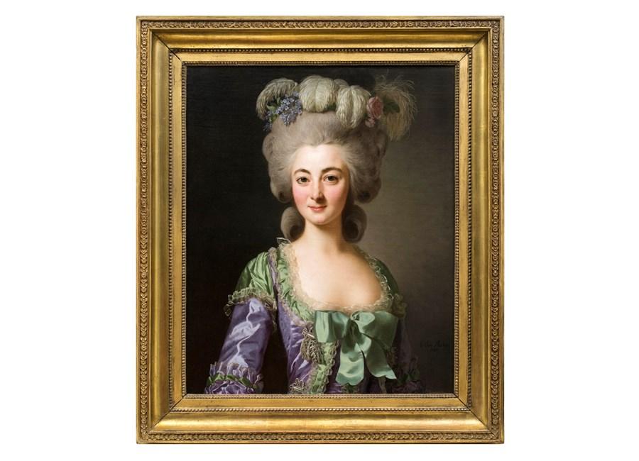Madame Henriette Agathe Rose Foäche (born de Mondion,1754-1812)