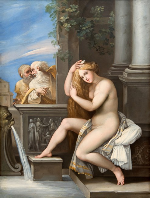 Image result for susanna and the elders