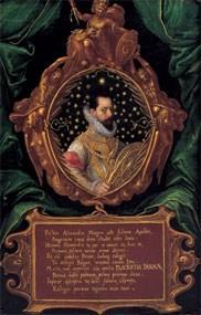 """""""Portrait of Alessandro Farnese, Duke of Parma (1545-1592)"""""""