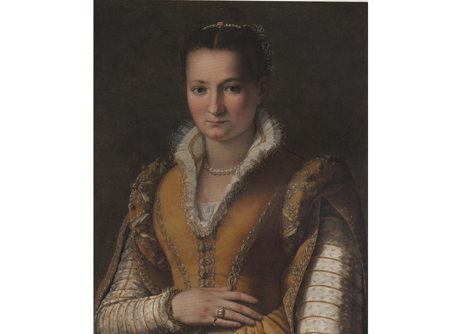 """Portrait of Bianca Capello de Medici"""
