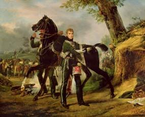 """""""Monsieur de Belmont Briançon, Colonel de Chasseurs of the Imperial Guard"""""""