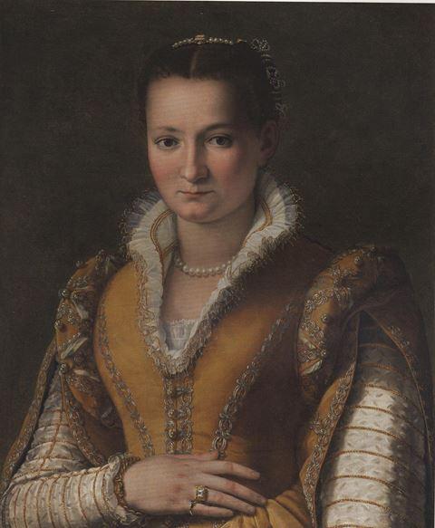 """""""Portrait of Bianca Capello de Medici"""""""